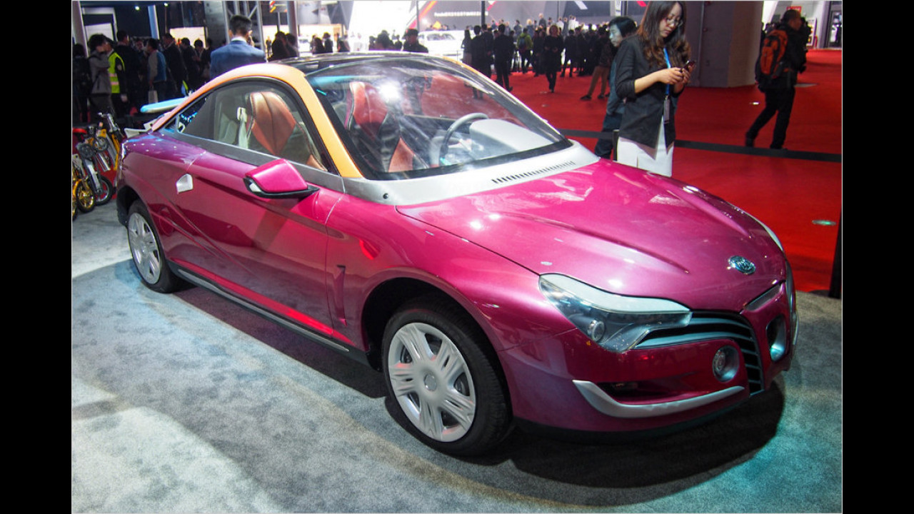 Tongji Coupé