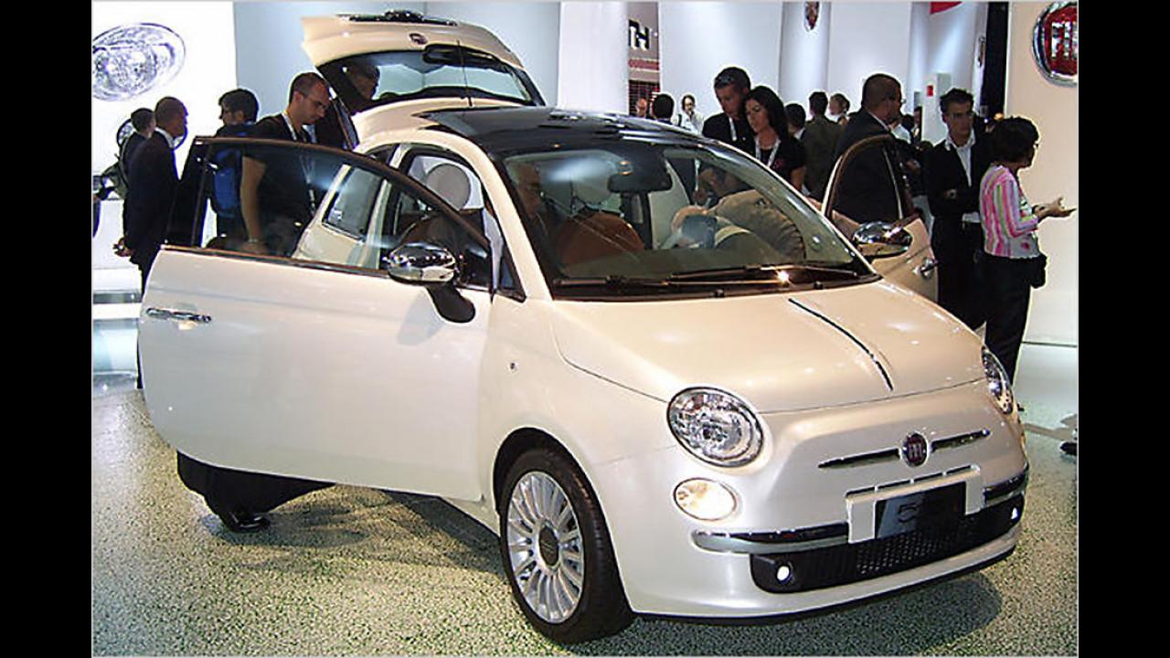 2007: Fiat 500