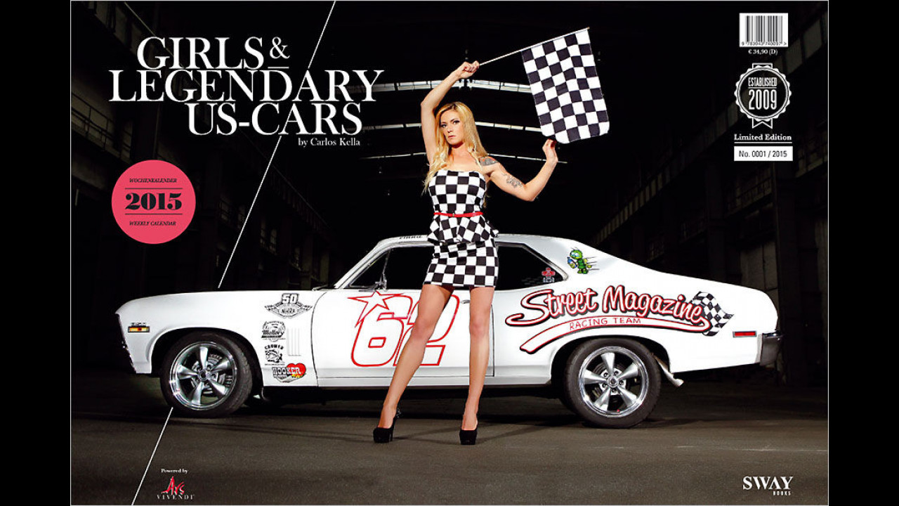 Girls & Legendary US-Cars