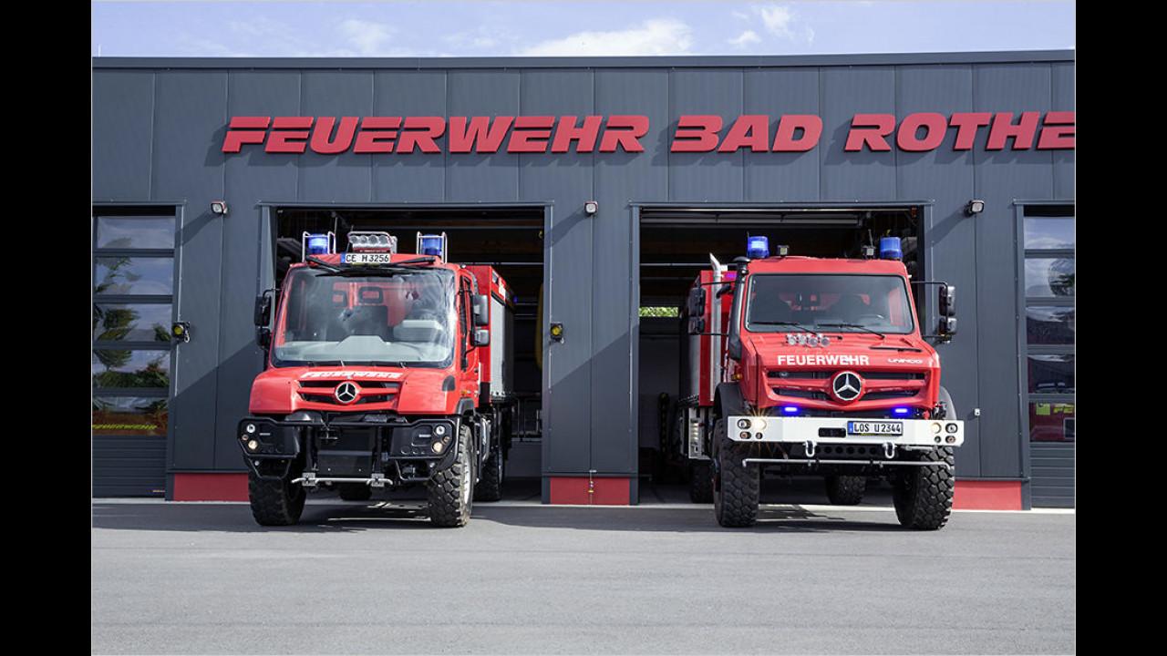 Für jeden Feuerwehr-Bedarf