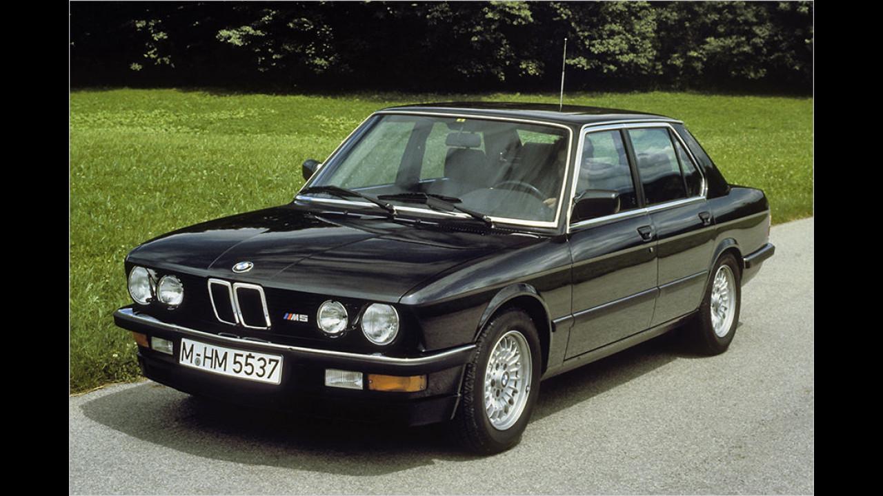 Baureihe E28 (1981 bis 1987)