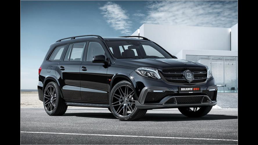 850 XL: Brabus tunt den Mercedes-AMG GLS 63