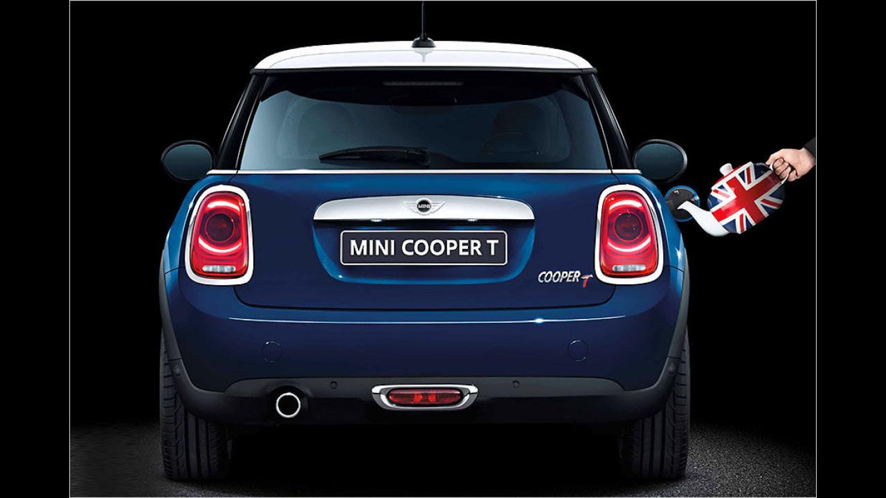 (2014) Mini England: Cooper T