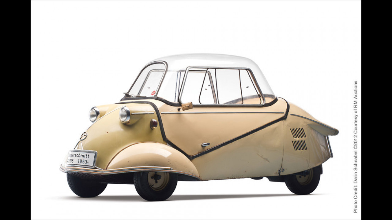 60 Jahre Messerschmitt Kabinenroller