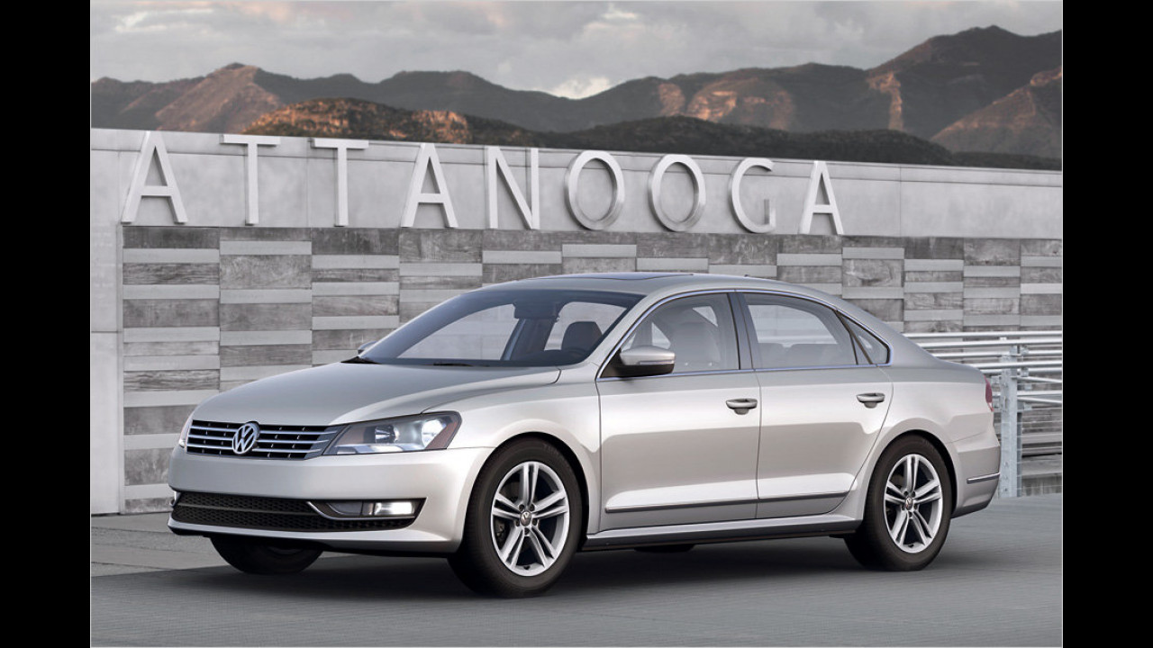 VW Passat (USA)