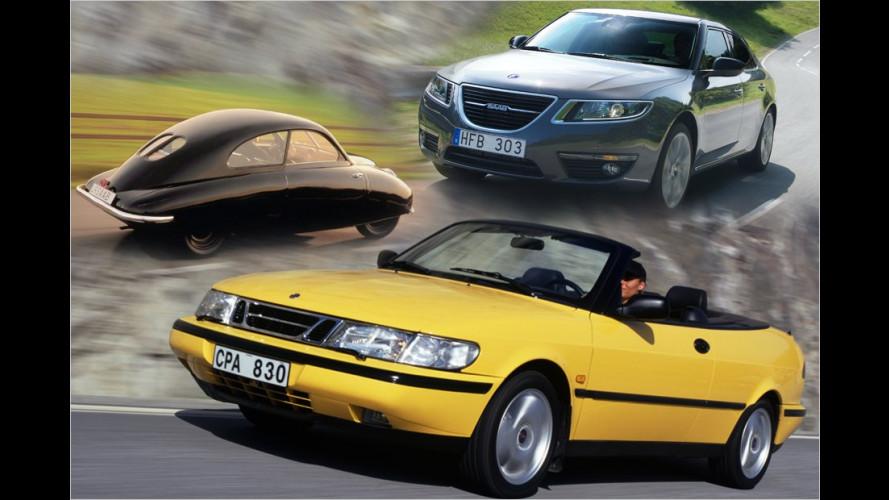 Aus für Saab: Die schönsten Modelle aus über 60 Jahren