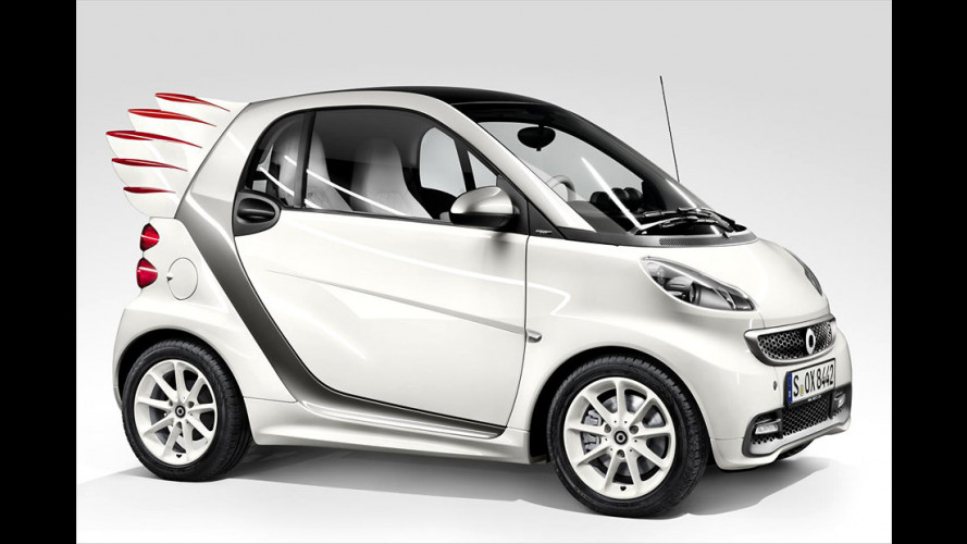 Smart Forjeremy: Flügel-Version des Fortwo geht in Serie