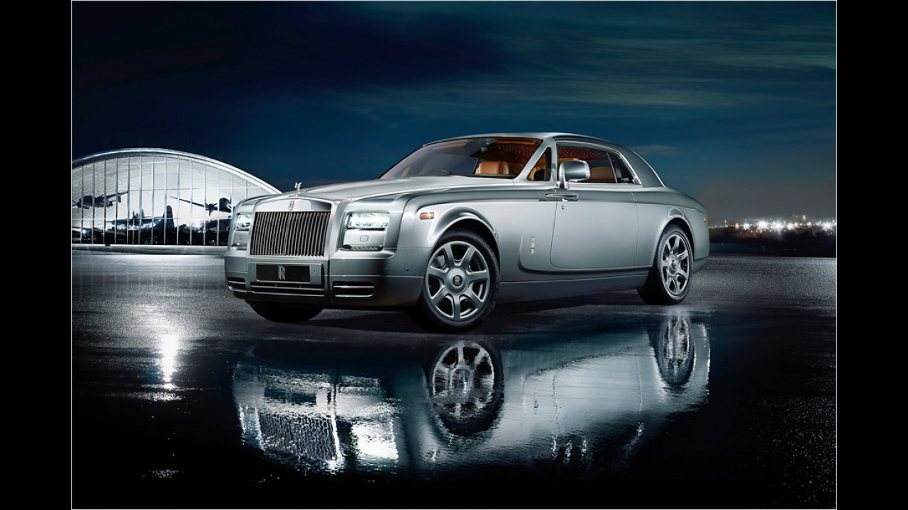 Rolls-Royce Phantom Coupé in limitierter Sonderedition