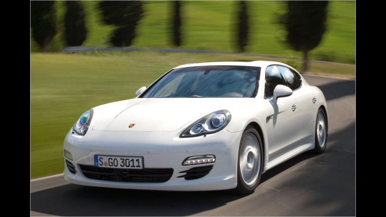 Porsche Panamera S Hybrid Tiptronic S