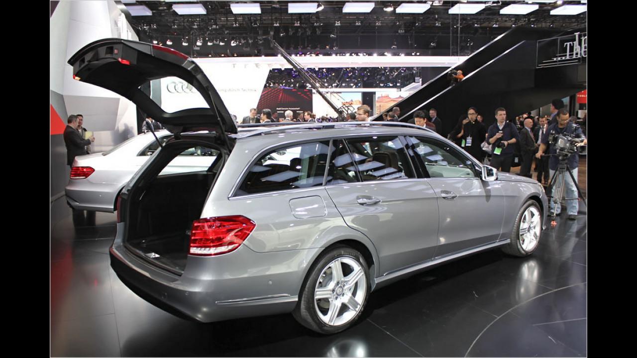 Mercedes E-Klasse T-Modell Facelift