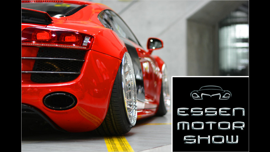 Essen Motor Show 2015: Der Pott kocht