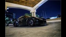 Porsche sprintet wie Veyron