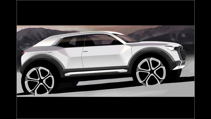 Beschlossen: Audi Q1 kommt 2016