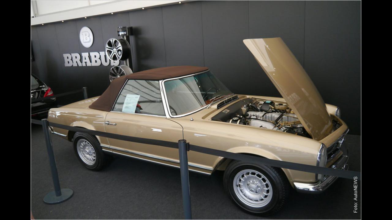 Mercedes-Tuner Brabus in Goodwood