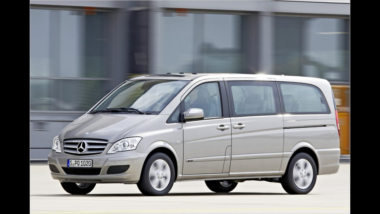 Mercedes Viano 3.5