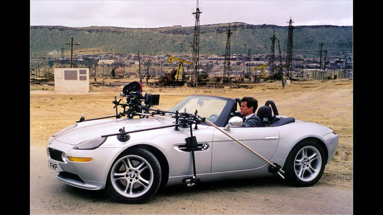 Die Welt ist nicht genug (1999): BMW Z8