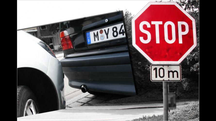 Verkehrsregeln, die kaum einer kennt