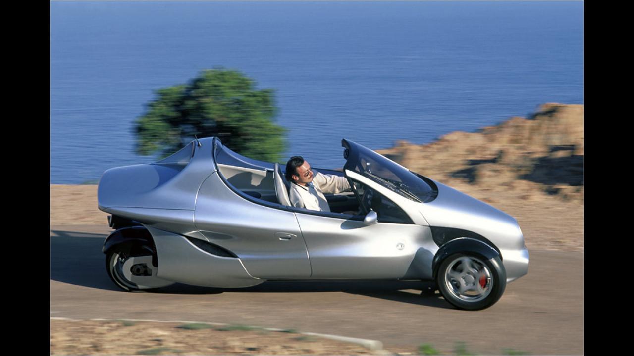 Mercedes F 300 Life Jet (1997)