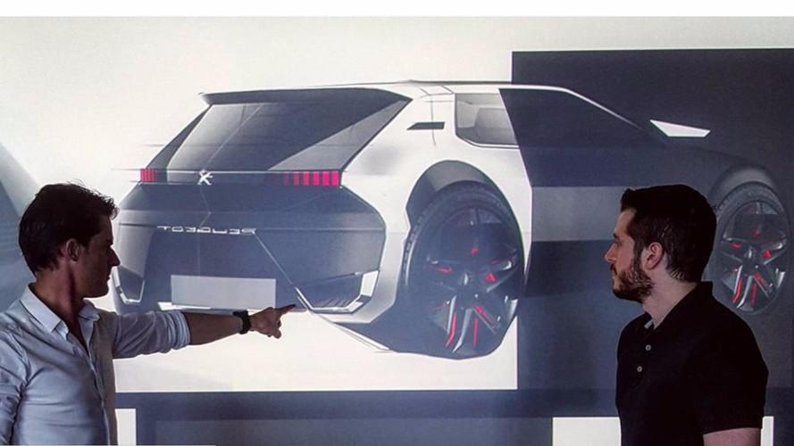 Así sería el Peugeot 205 GTi del siglo XXI