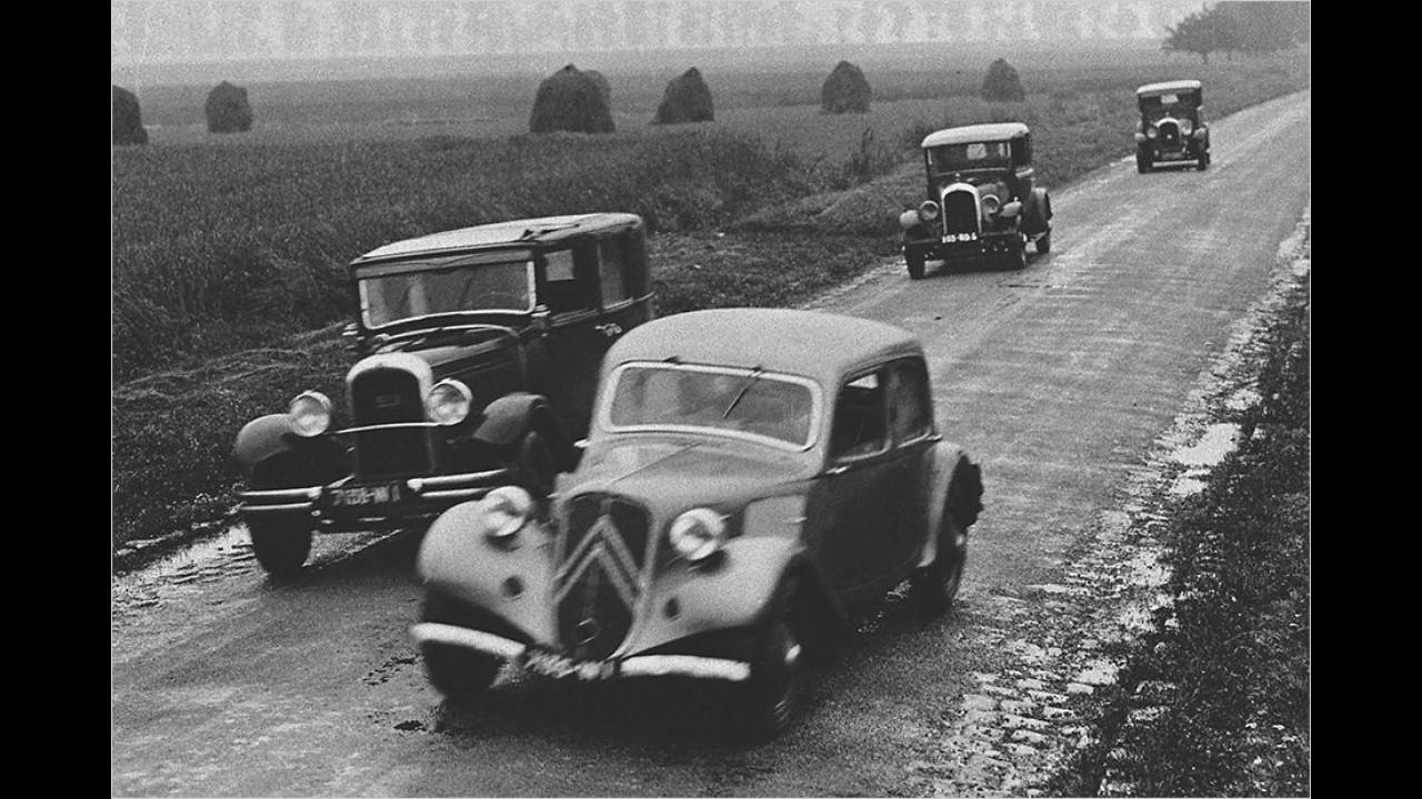 1934: Citroën Traction Avant