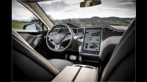 E-Limousine hat Gurt-Probleme