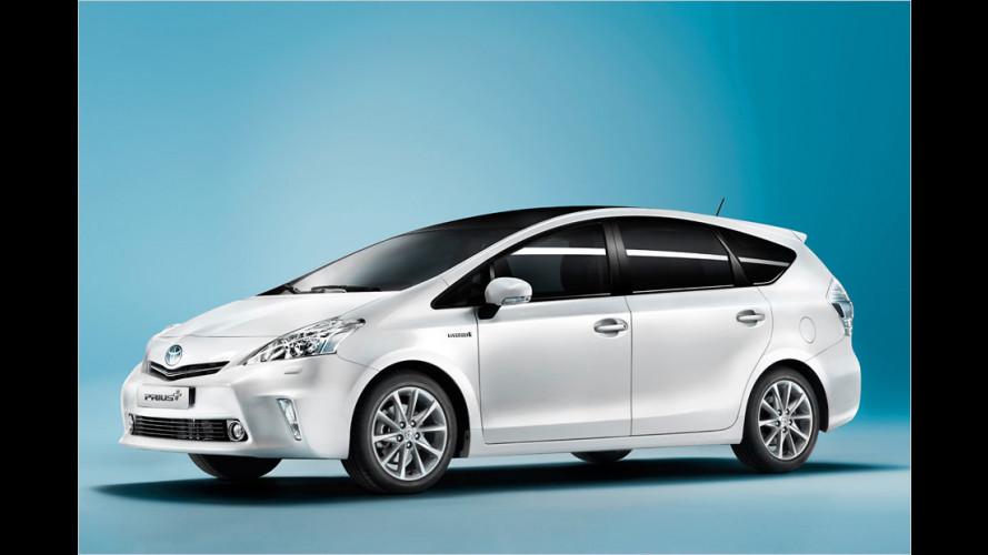 Hybrid-Van Prius+