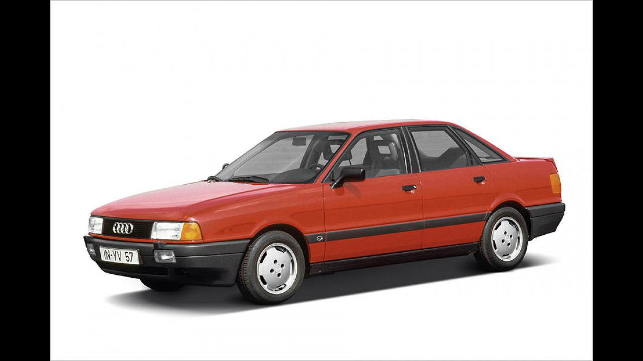 30 Jahre Audi 80 B3