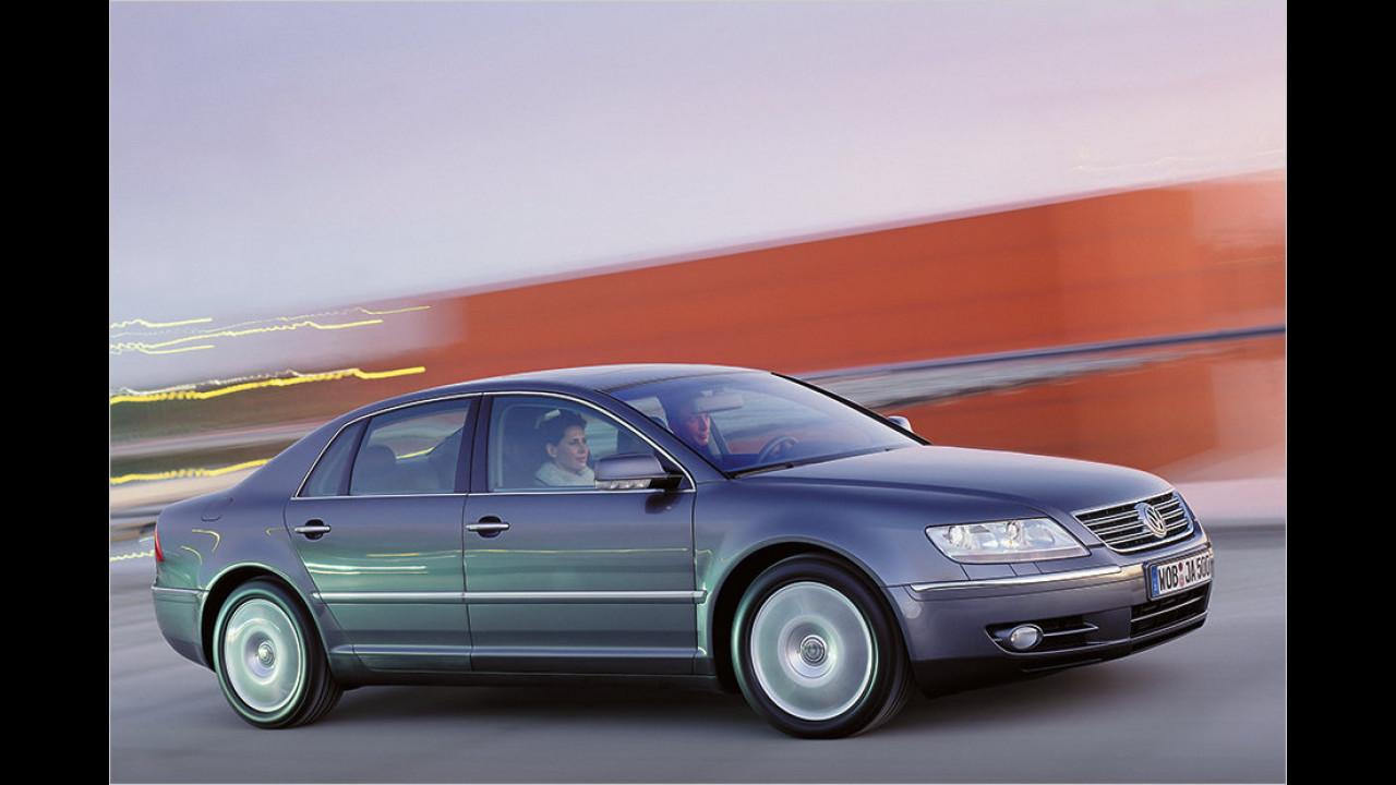 VW Phaeton: Ab 3.500 Euro