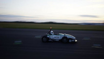 The Green Team electric vehicle
