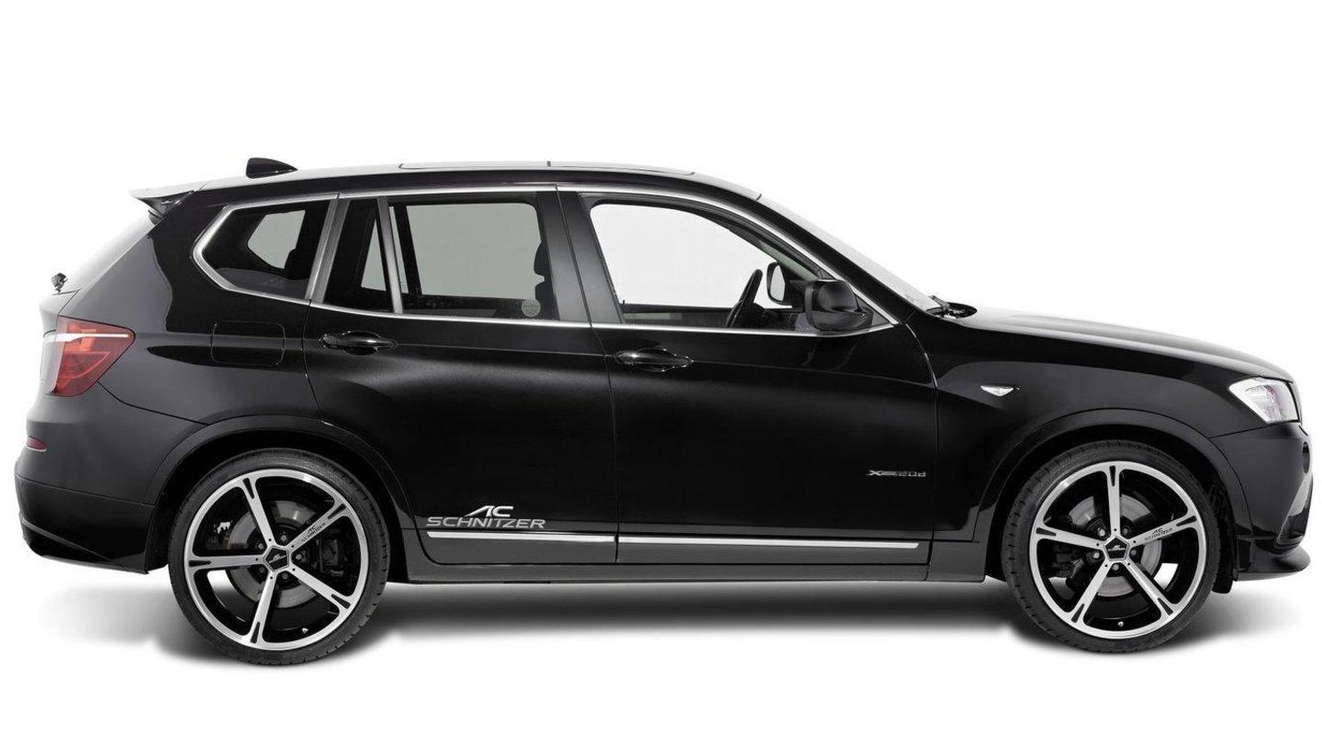 2011 BMW X3 F25 By AC Schnitzer Video