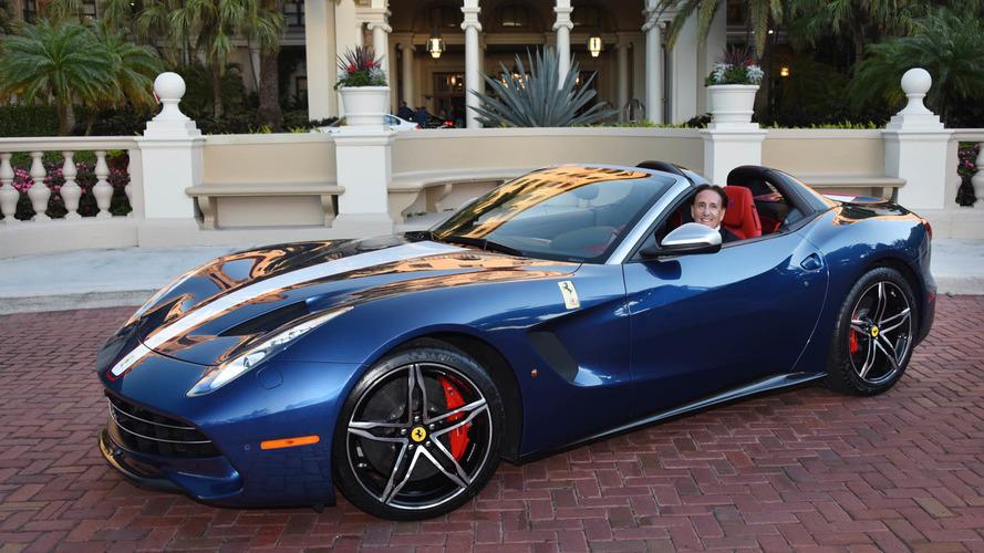 Ferrari delivers the first F60 America