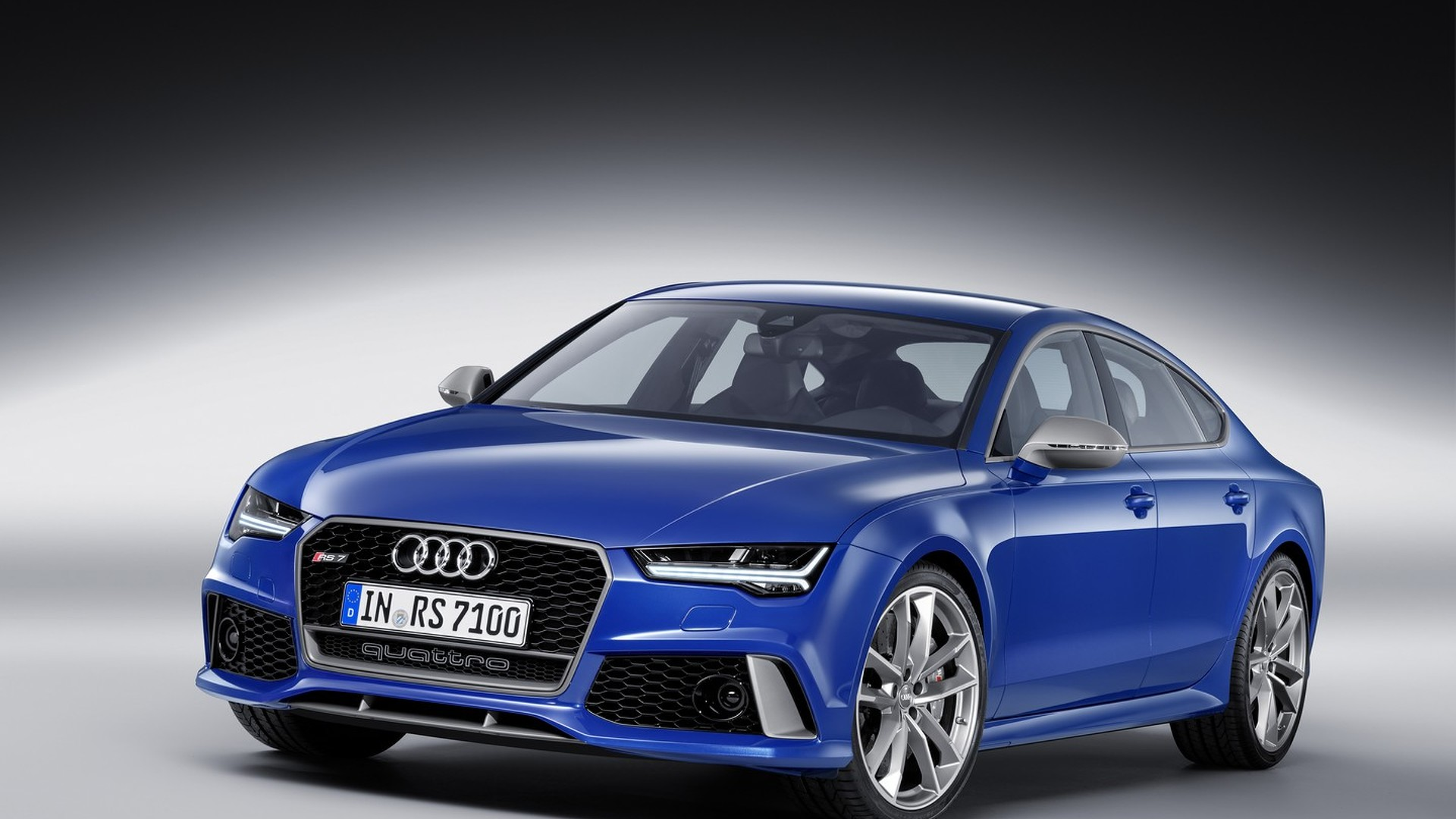 audi rs7 performance is so fast it will make you cry tears of joy rh motor1 com