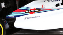 The Williams FW36 with Martini livery / XPB