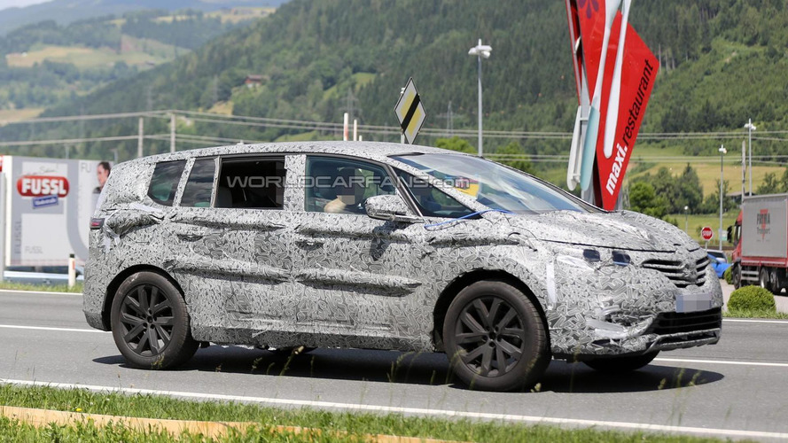 Renault confirms Paris reveal for Espace and Dacia Lodgy & Dokker Stepway versions