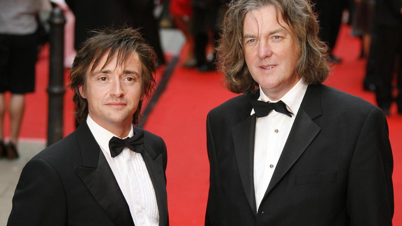 Richard Hammond and James May