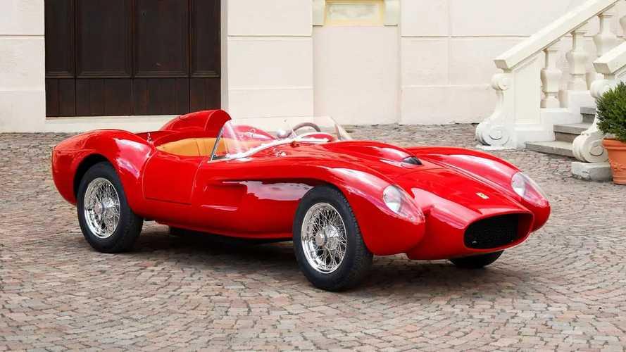 PHOTOS - Voici la Ferrari Testa Rossa J, petite et 100% électrique