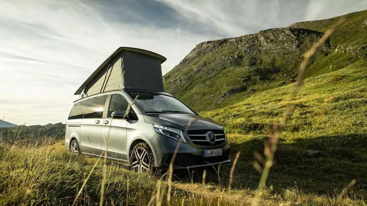 Mercedes-Benz Sprinter Marco Polo actualización 2021