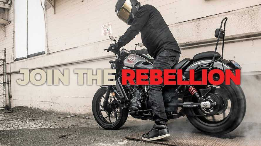 Burly Brand Launches Accessories Collection For Honda Rebel 1100
