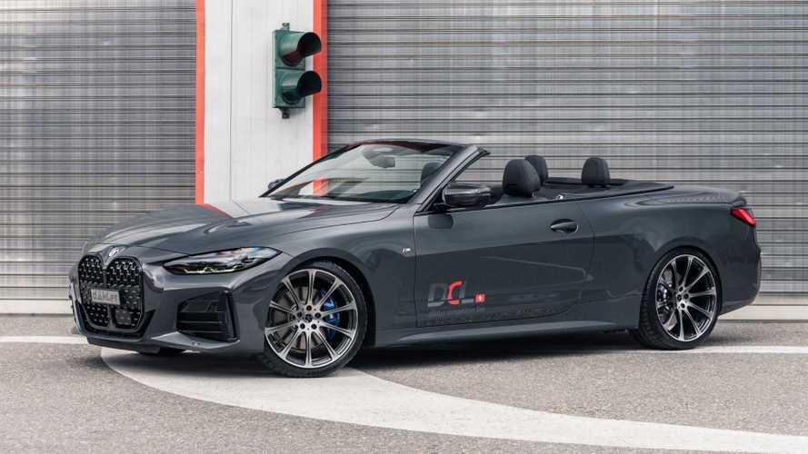 Das BMW M440i Cabriolet von Dähler Competition: Edel und Open-Air