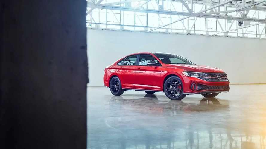 2022 Volkswagen Jetta and Jetta GLI
