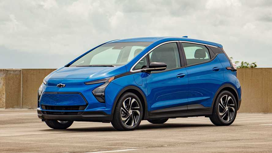 Some Dealers Are Buying Up Chevy Bolts Hoping For A Buyback