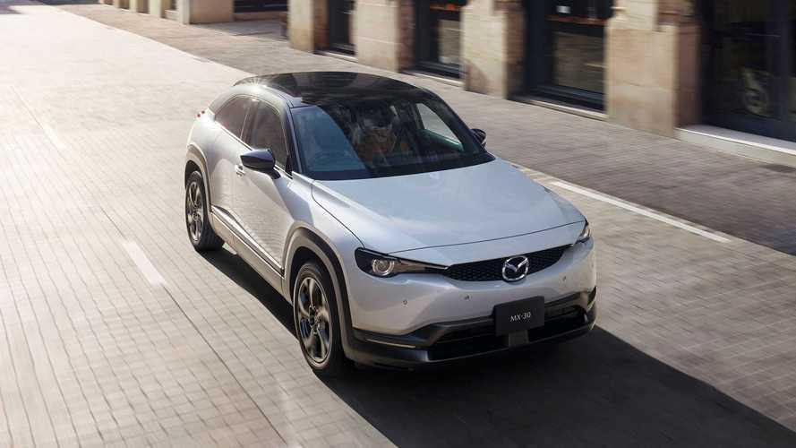 Mazda работает над роторным двигателем на водородном топливе