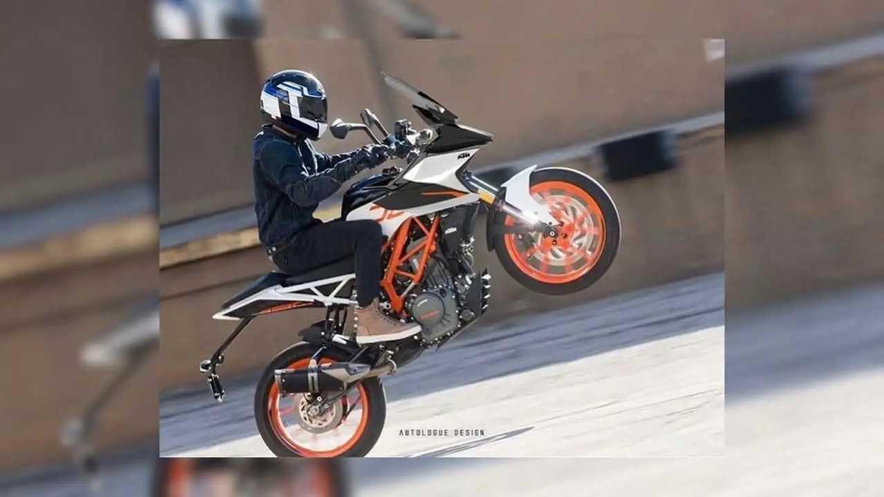 Autologue Design KTM Duke Xplorer GT