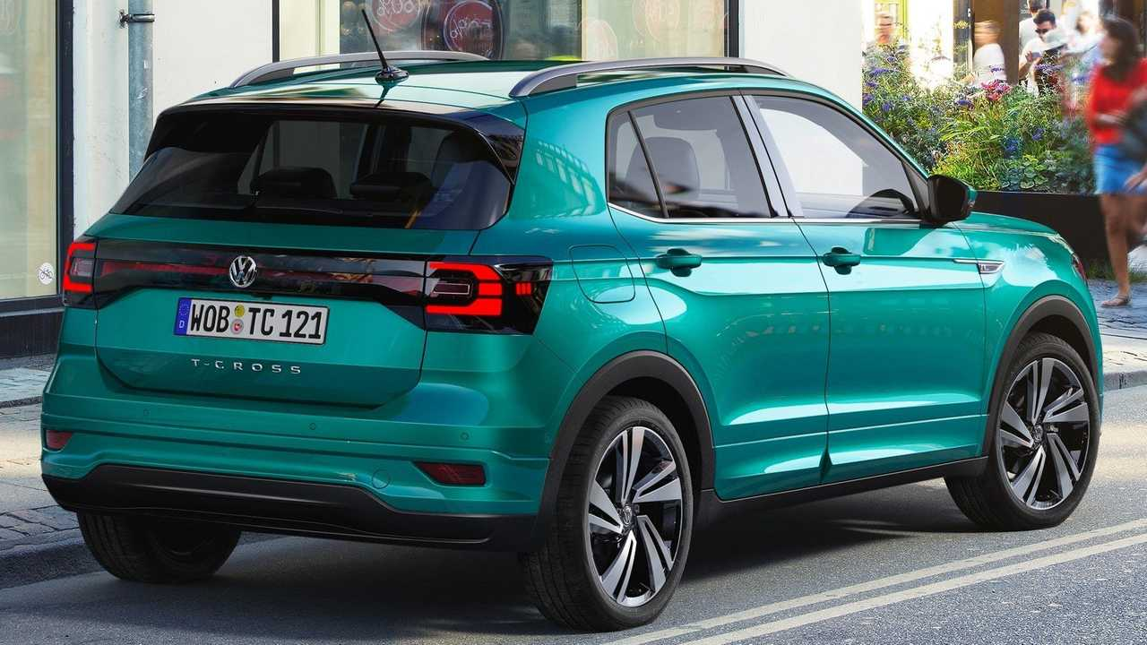 10 - Volkswagen T-Cross