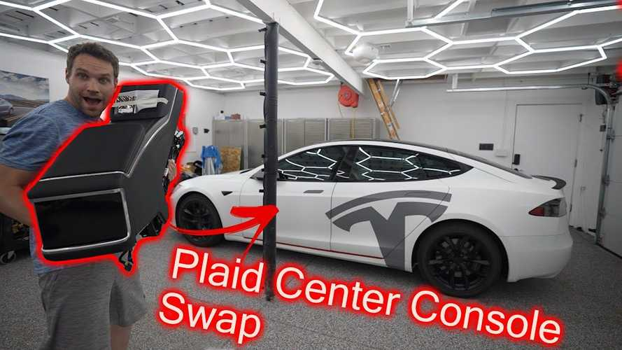 Can't Afford Tesla Plaid? Can You Build It By Swapping Parts?