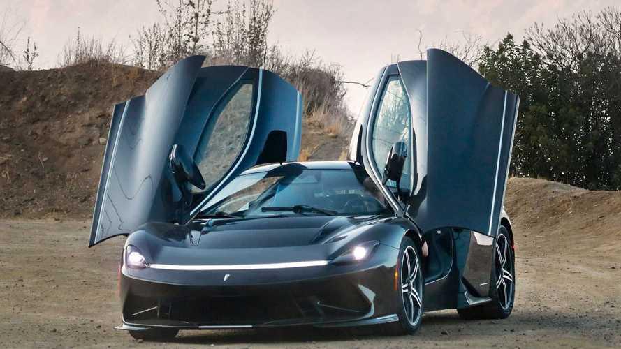 Pininfarina Battista: llega el modelo de serie
