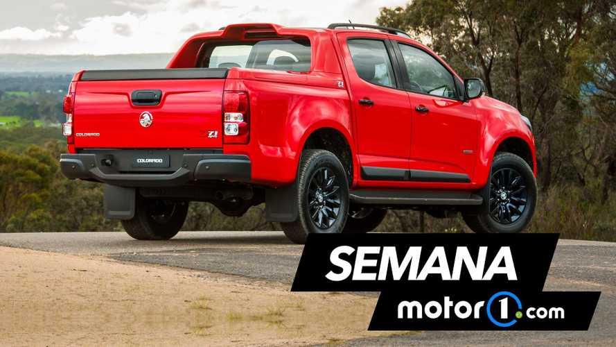 Semana Motor1.com: novas S10 Z71 e Ram 3500 no Brasil e mais