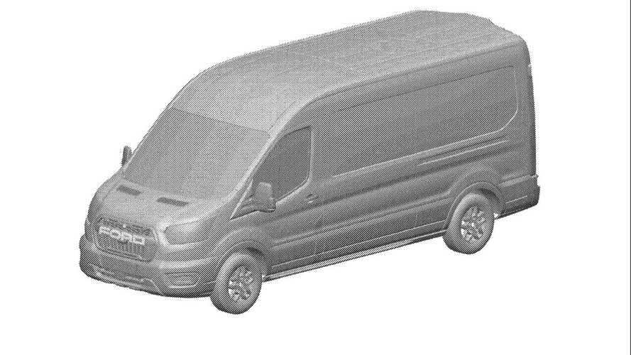 Rugged Ford Transit Trail Shows Up In US Patent Filing
