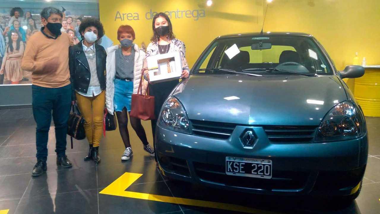 Renault Clio 2 Argentine