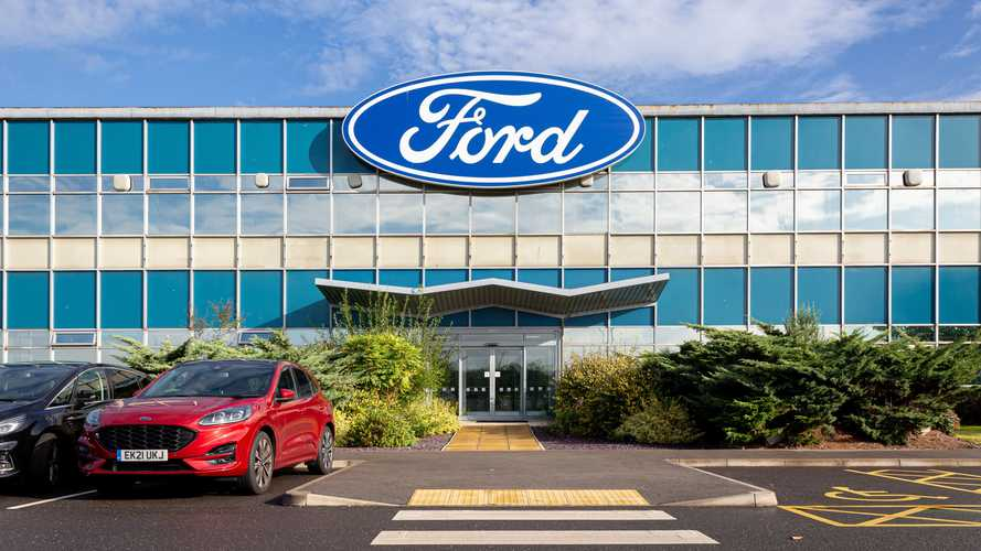 UK: Ford's Halewood Facility To Produce EV Drive Units